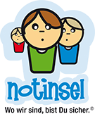 Kinder-Notinsel Logo